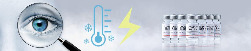 超低温冷凍庫監視ソリューション