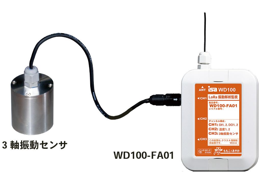 WD100-FA01 製品写真