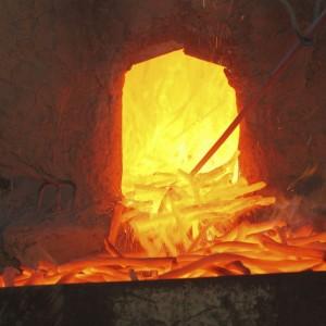 炭焼き窯元